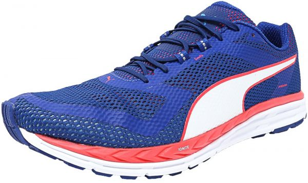 a9cb665bdde Puma Speed 500 Running Shoes for Men - Blue