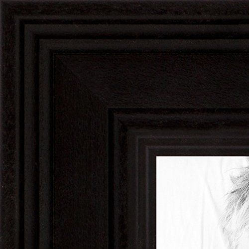 Souq | Picture Frame Off White Stain on Solid Wood .. 1.5\'\' wide 6 x ...