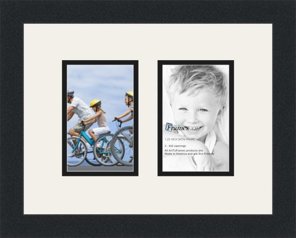Souq | ArtToFrames Alphabet Photography Picture Frame with 2 - 4x6 ...