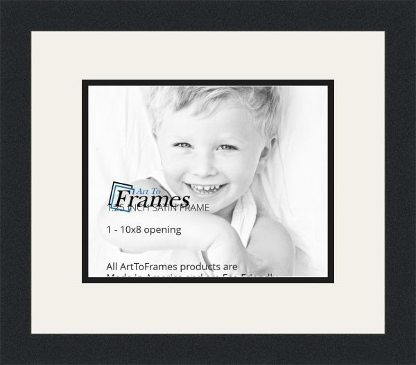 Souq   ArtToFrames Collage Photo Frame Double Mat with 1 Openings ...