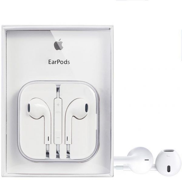 Apple earpods with Remote and Mic - MD827ZM B 6d987e0427243