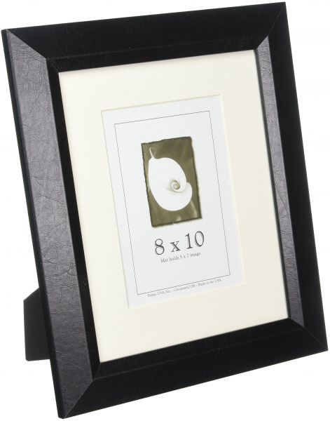 8x10 Wood Picture Frames - Leather Series 5x7 Brown 13804 | Souq - UAE