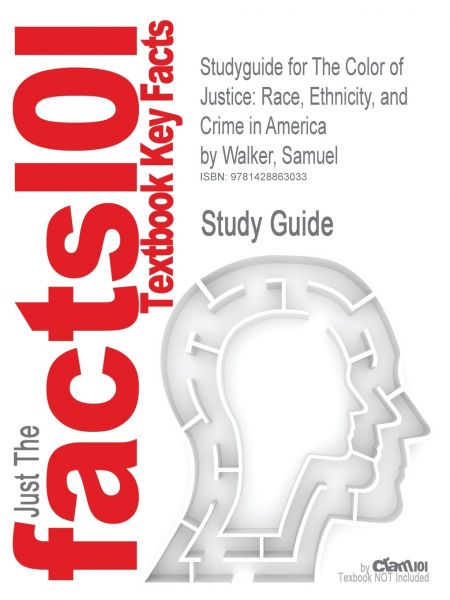 Outlines Highlights For The Color Of Justice Race Ethnicity And