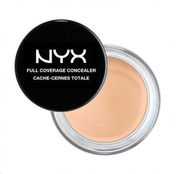 NYX MAKEUP Full Coverage Concealer Jar - FRESH Beige ...