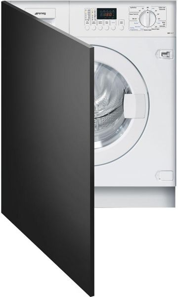 Smeg Cucina Integrated Built in  7Kg / 4Kg Washer Dryer with 1400 rpm WDI14C7
