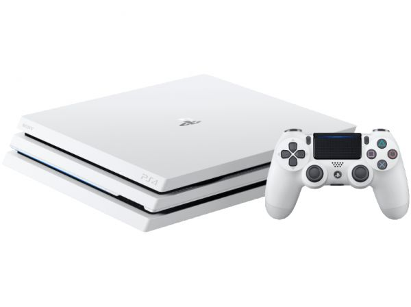 Sony PlayStation 4 pro 1 TB - White
