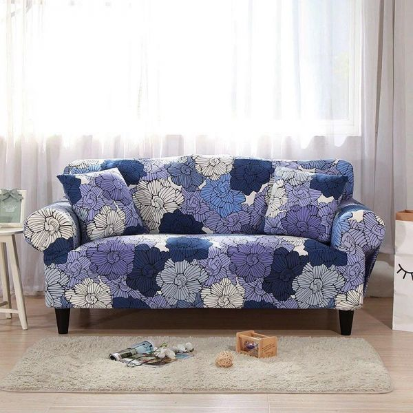 Home Decor Sofa cover one Seater Multi Color price review and