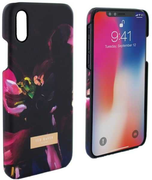 ted baker shoes unboxing iphone x black