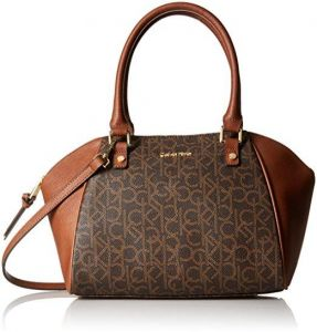 official images best selection of enjoy free shipping Calvin Klein Bag For Women,Brown - Satchels Bags