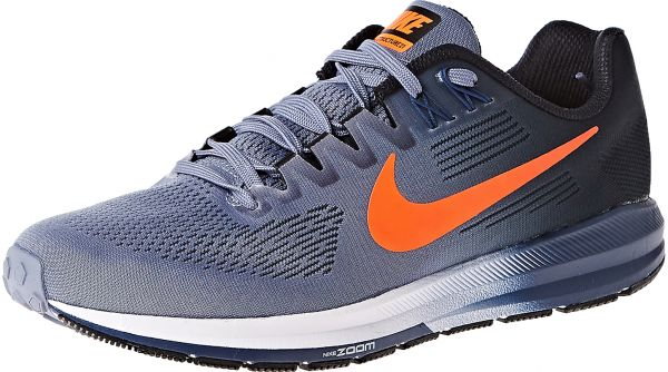 71dcaf0e6b0d Nike Air Zoom Structure 21 Running Shoes For Men. by Nike