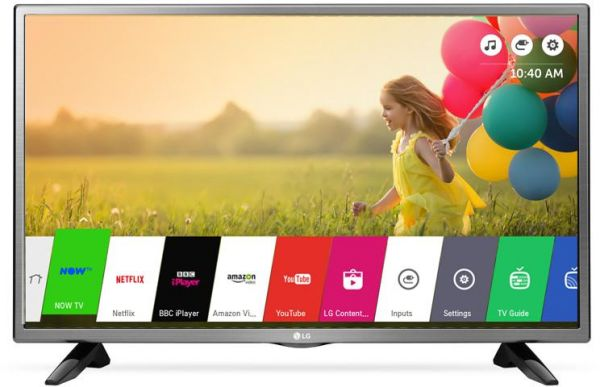 32 Inch Lg Led Smart Tv With Built In Receiver Full Hd Fhd Souq Uae