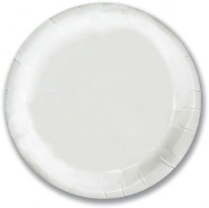 Extra-Strong Paper Plate ø9\ - White x 1000pcs  sc 1 st  Souq.com & Sale on hefty strong paper plates Buy hefty strong paper plates ...