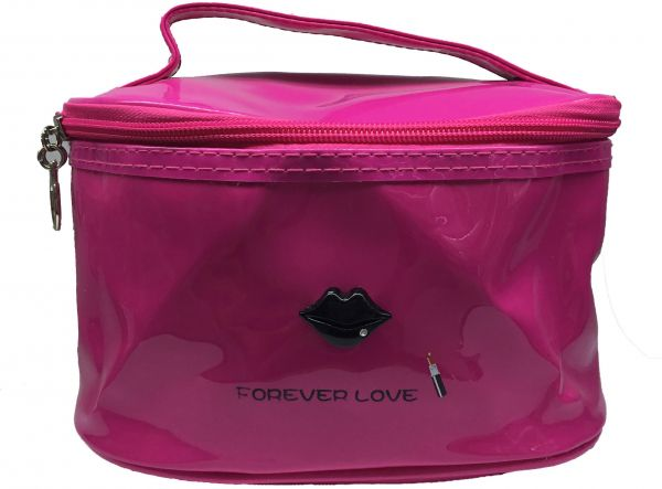 Forever Love Cosmetic Bag Makeup Storage Women Fashion Souq Uae
