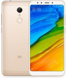 Xiaomi Redmi 5 Dual SIM - 32GB, 3GB RAM, 4G LTE, Gold - International  Version