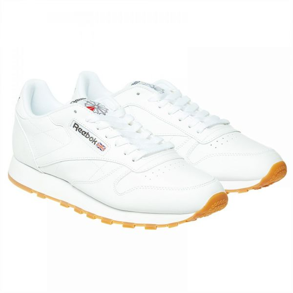 f3d69f1f33b Reebok Classic Leather Sneakers for Men