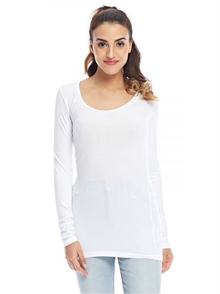 Only T-Shirt for Women - White