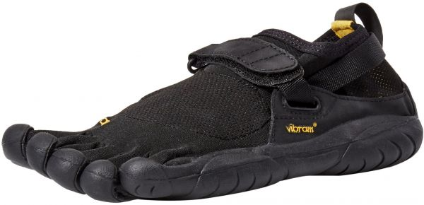 New Vibram Fivefingers KSO Blk Blk Ladies 36  90df608625d9