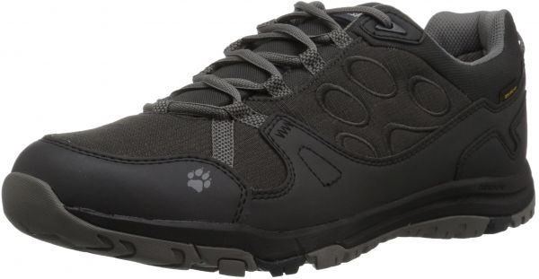 Jack Wolfskin Men's Activate Texapore Low M Hiking Boot Phantom 13 D US