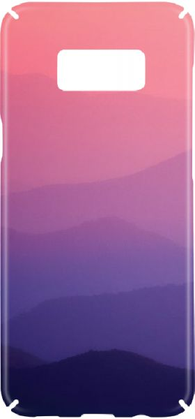 Switch Scenery Ls Cases & Covers Samsung Galaxy S8 Plus, Purple & Pink