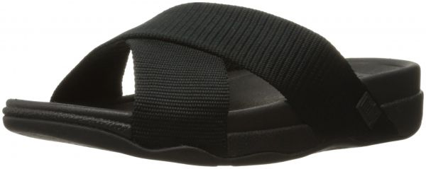 93484b5035db90 FitFlop Men s Surfer Slide Flip Flop