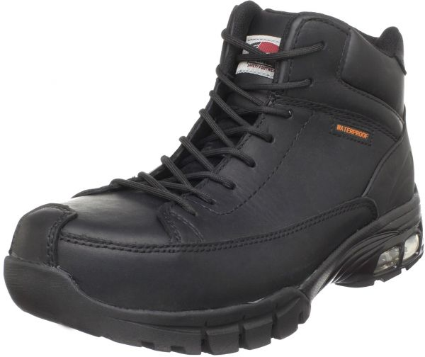 Avenger 7248 Waterproof Comp Toe No Exposed Metal EH Boot with ABS W US