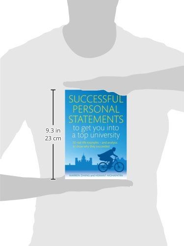 Souq | Successful Personal Statements to Get You into a Top ...