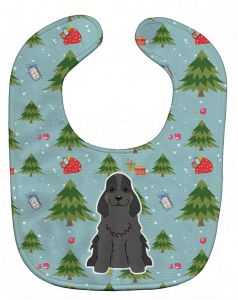 Cocker Spaniel Red Carolines Treasures Pawprints Baby Bib Large