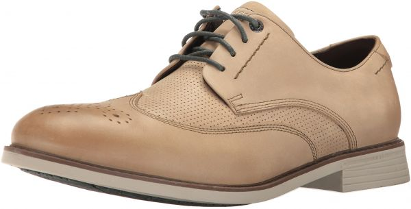 Rockport Men's CB Wing Tip Oxford, Beech, 9.5 M US