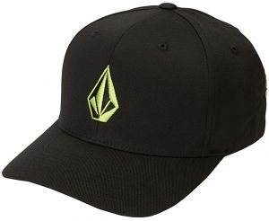 c4f499fac42 Volcom Young Men s Men s Full Stone Flexfit Stretch Twill Hat Hat