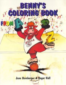 Bennys Coloring Book From A To Z