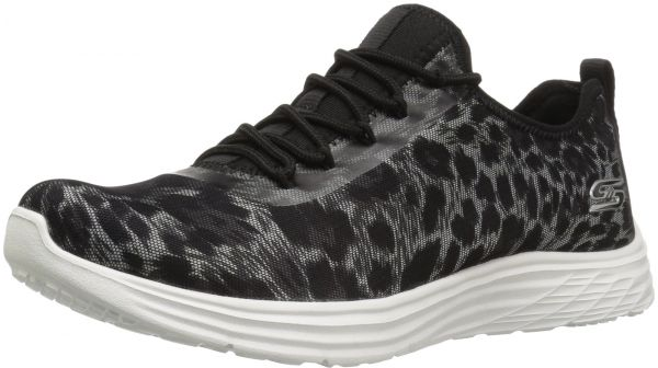 edabae290a5a0 Skechers BOBS from Women's Bobs Swift Fashion Sneaker, Black, 8.5 M US |  Souq - UAE