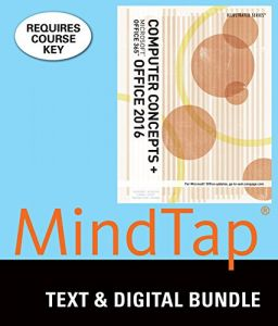 Bundle Illustrated Computer Concepts And Microsoft Office 365 2016 LMS Integrated MindTap Computing 1 Term 6 Months Printed Access Card