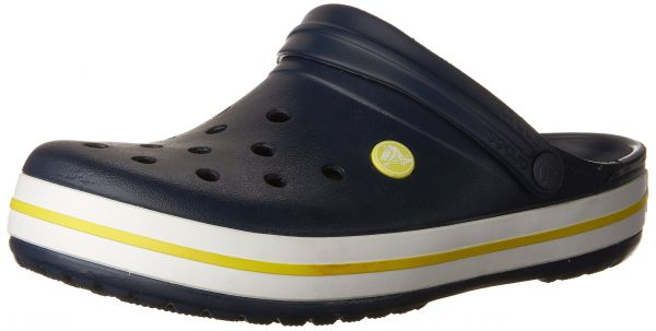 Unisex Crocband Clog Red 7 US Men / 9 US Women