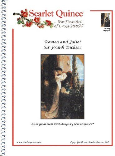Souq Scarlet Quince Dic004 Romeo And Juliet By Sir Frank Dicksee