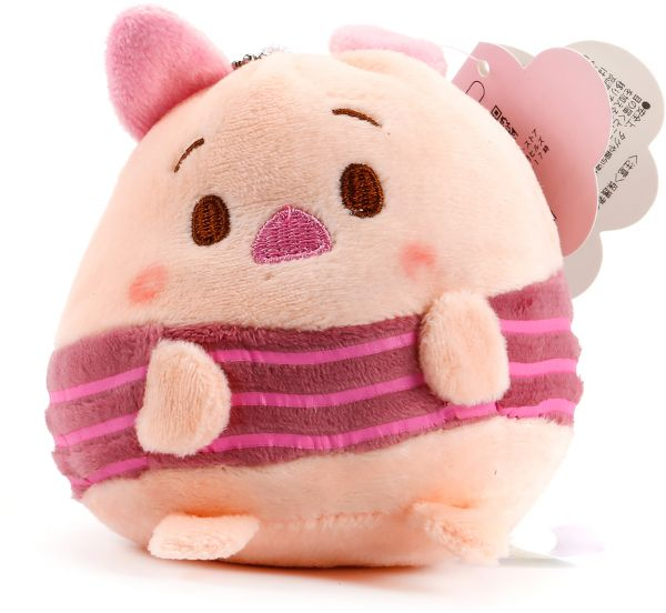 Lucky Toys Soft Plush Piglet Pig Stuffed Toy Pink Souq Uae