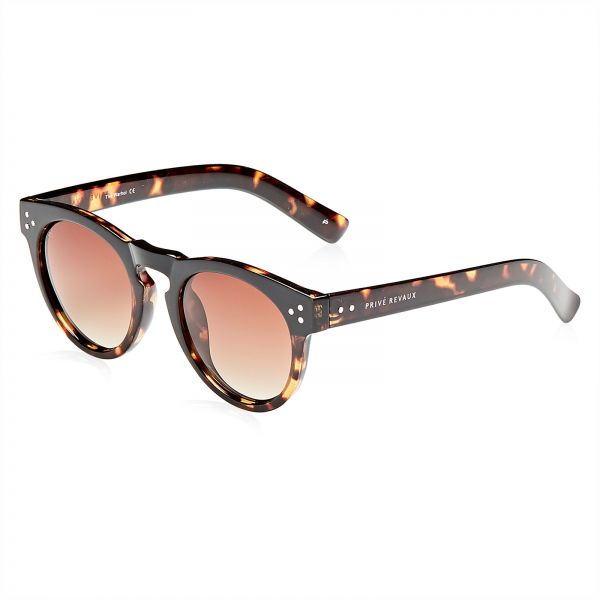 ac6aa447e90 Prive Revaux The Warhol Women s Polarized Brown Tortoise Brown Sunglasses -  AC10697-B140-G4