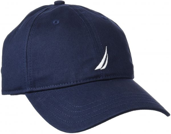 Nautica Men s Twill 6-Panel Cap a4cd855e294