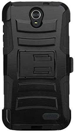 competitive price b51ad 9e845 Asmyna Phone Case for ZTE Z959 - Retail Packaging - Black