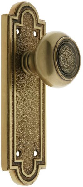 Belmont Door Set With Belmont Knobs In 4 Finishes 7.5 inches tall  sc 1 st  Souq.com & Souq | Belmont Door Set With Belmont Knobs In 4 Finishes 7.5 inches ...