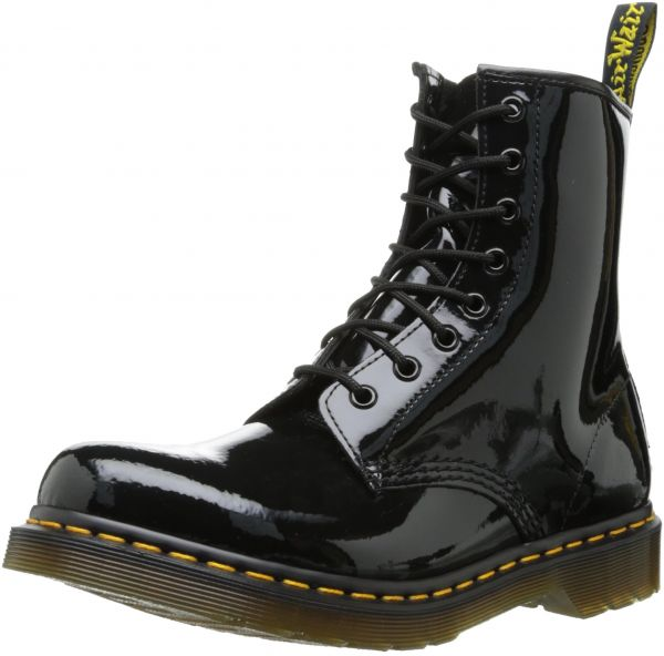 2e8a3cee551e2 Dr. Marten s Women s 1460 8-Eye Patent Leather Boots, Black Patent Lamper,  5 F(M) UK   7 B(M) US Women   6 D(M) US Men