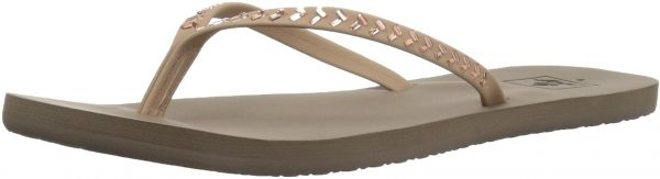 70bd0c6c64c5 Reef Women s Bliss Embellish Flip Flop