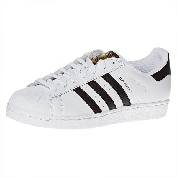 Adidas SUPERSTAR Walking Shoes for Men - White