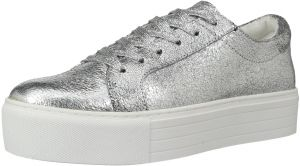 915aae54fbe Kenneth Cole New York Women s Abbey Platform Lace up Metallic-Techni-Cole  Sneaker
