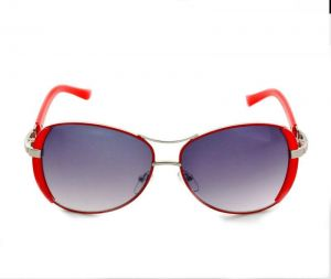 c3bf74b0e2d7 Women UV Driving Sunglasses Outdoor Sport Aviator Sea Sun Glasses Eyewear  with Box Red