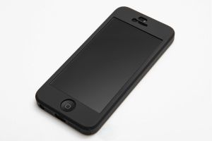 360 iPaky Full Protection Cover with Glass Screen Protector for iPhone 5, S5 , SE
