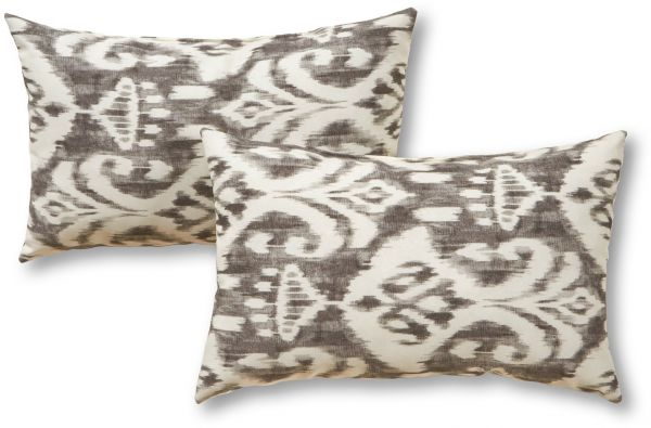Greendale Home Fashions Rectangle Outdoor Accent Pillows Set Of Two