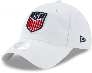5f7db052fba New Era World Cup Soccer United States Women s White Preferred Pick 9TWENTY  Cap