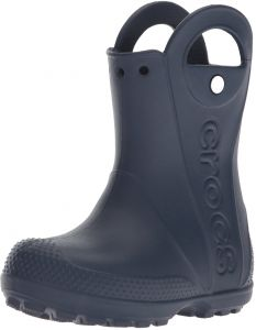 edad498ee711 Crocs Unisex-Kids Handle It Rain Boots