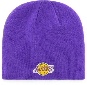a93dccda25690 OTS NBA Los Angeles Lakers Beanie Knit Cap