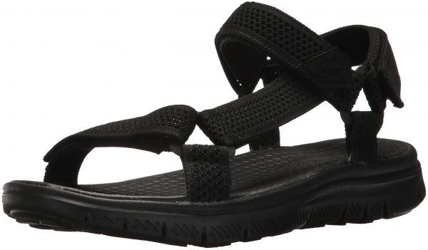 69cb6b889229 Skechers Sport Men s Flex Advantage S Fisherman Sandal